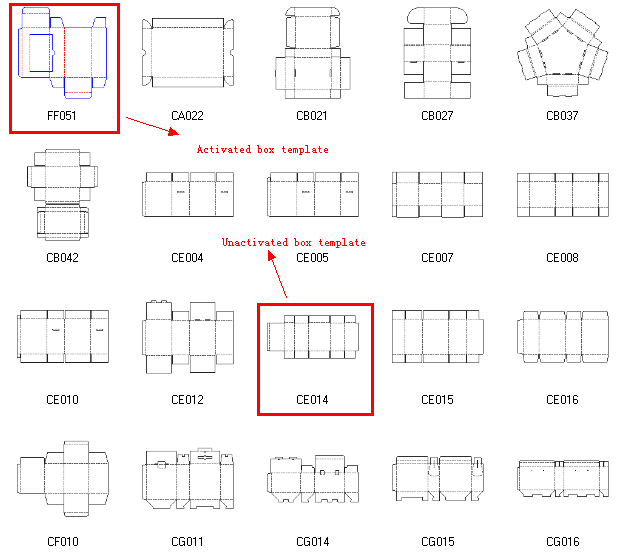 Box Template Information Packmage The Best Packaging Design Solutions 3d Packaging Software